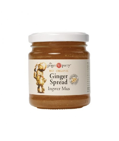 Organic Ginger Spread
