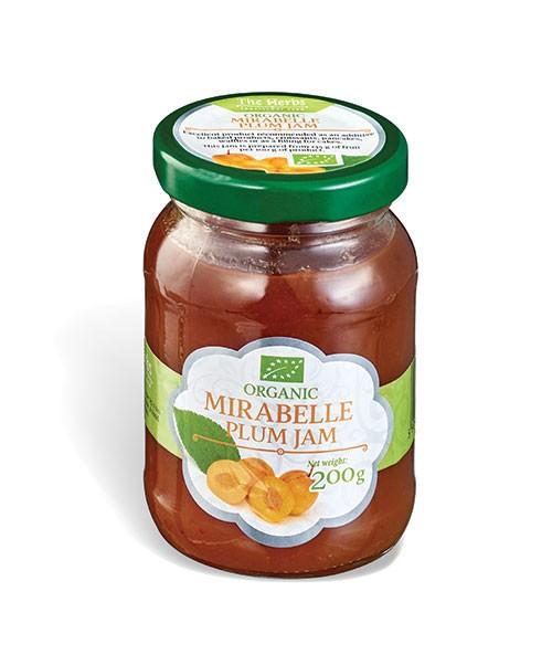 Organic Mirabelle Plum Jam