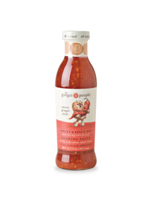 Sweet Ginger Chili Sauce