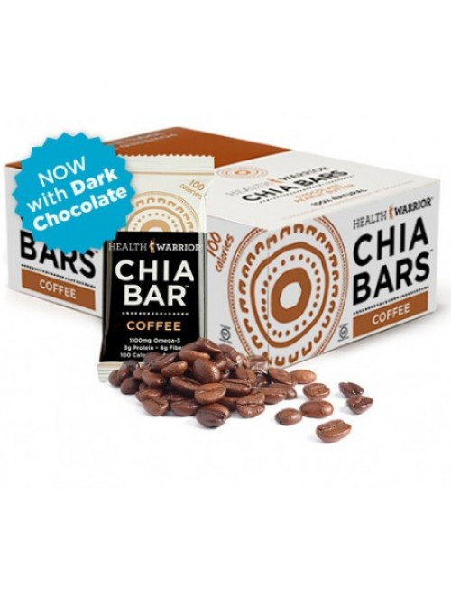 Coffee Chia Bar