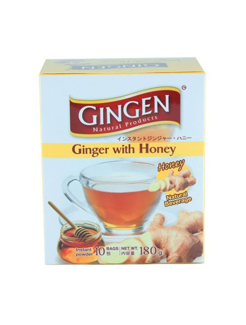 Ginger Instant Tea (With Honey)