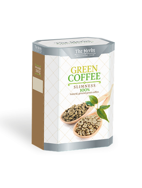 Green Coffee - Slimness