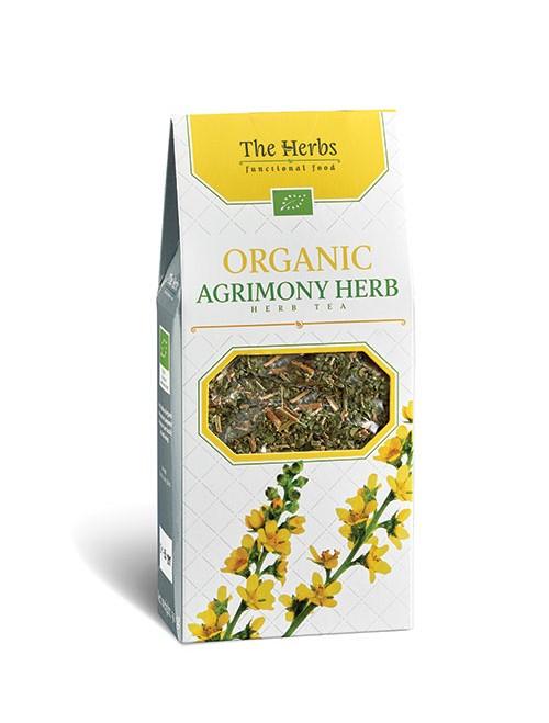 Organic Agrimony Herb