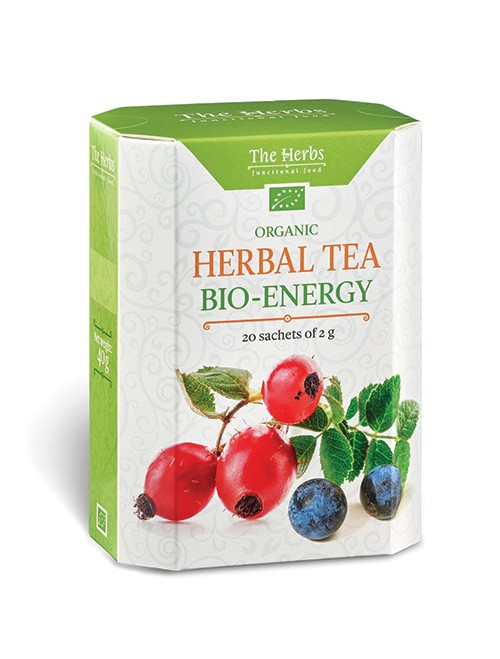Organic Bio-Energy Herbal Tea