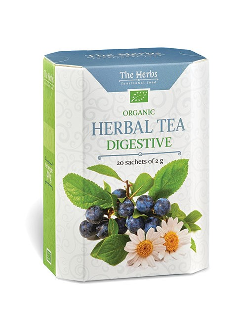 Organic Digestive Herbal Tea