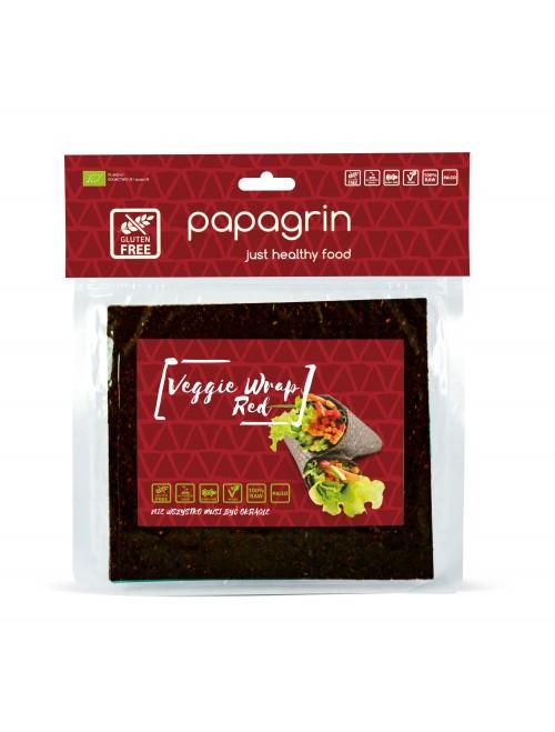Veggie Wrap Red