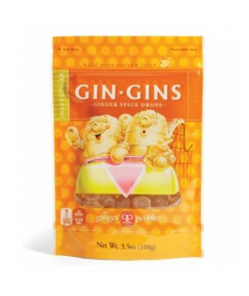 Gin Gins® Ginger Spice Drops