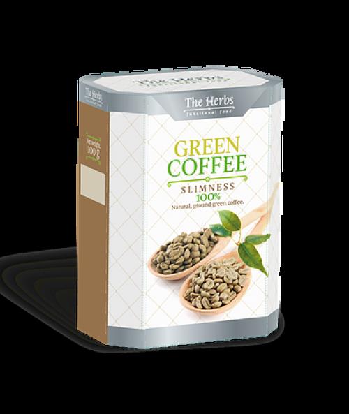 Green Coffee - Slimness