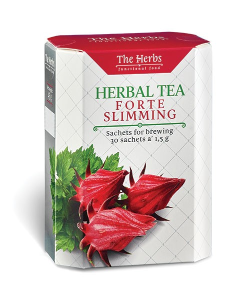 Slimming Forte Herbal Tea