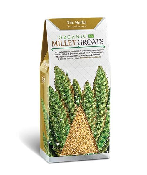 Organic Millet Groats