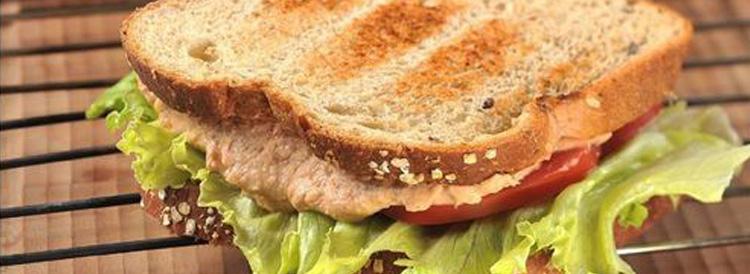 Sushi-Inspired Tuna Salad Sandwiches