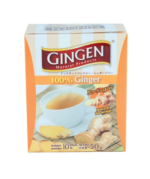 100% Ginger Instant Tea