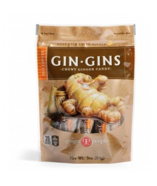 Gin Gins® Hot Coffee Chewy Ginger Candy