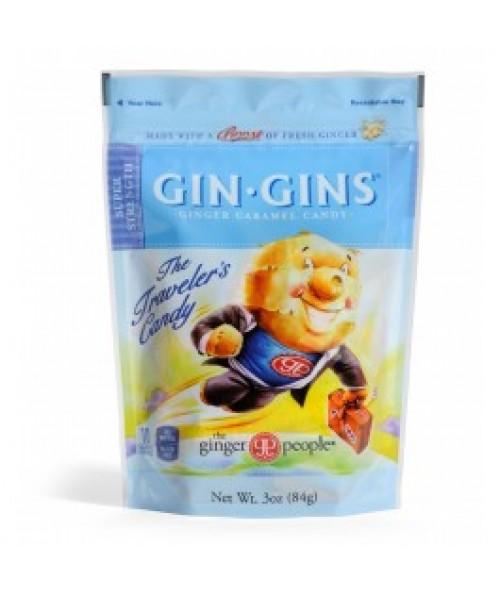 Gin Gins® Super Strength Ginger Caramel Candy