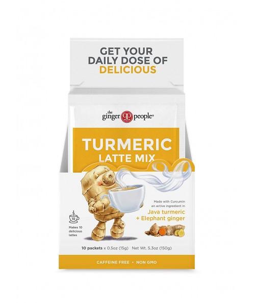 Turmeric Latte Mix Sachets