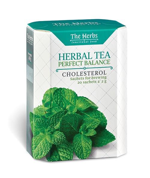 Cholesterol Perfect Balance Herbal Tea