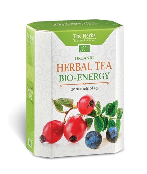 Organic Bio-Energy Herbal Tea