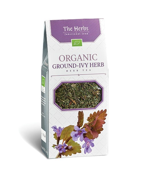 Organic Ground-Ivy Herb