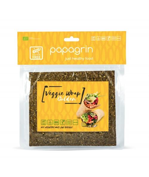 Veggie Wrap Golden