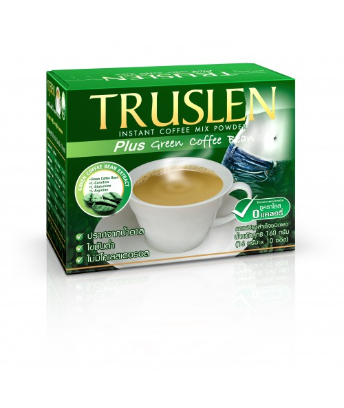 Truslen Plus Green Coffee Bean