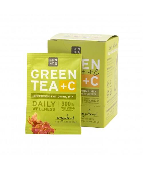 Green Tea +C dragonfruit