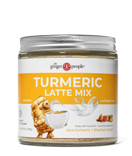 Turmeric Latte Mix Tube