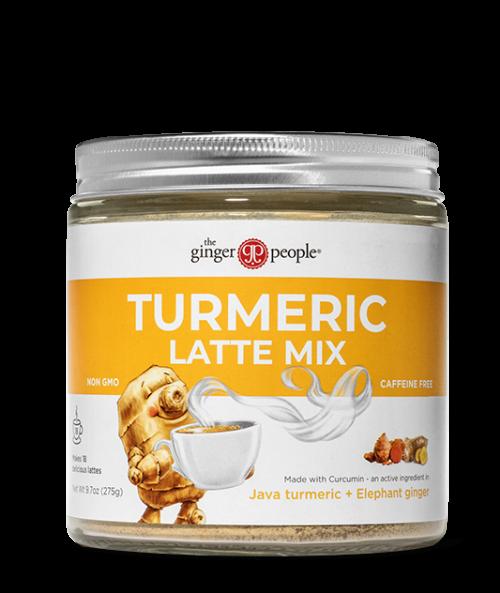 Turmeric Latte Mix Tube