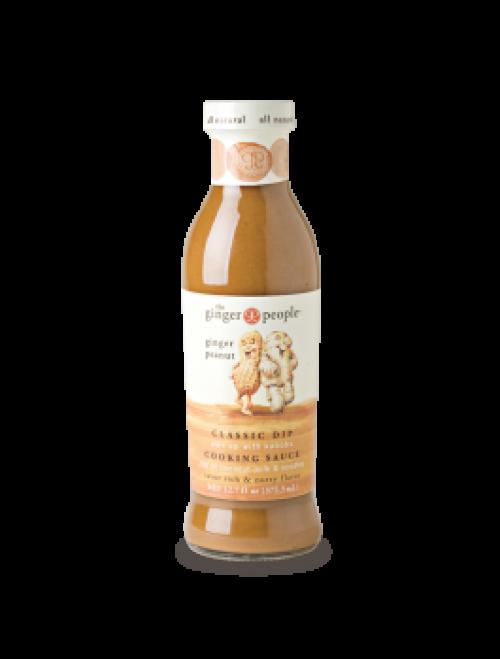 Ginger Peanut Sauce