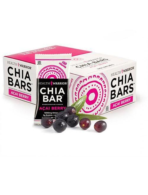 Acai Berry Chia Bar