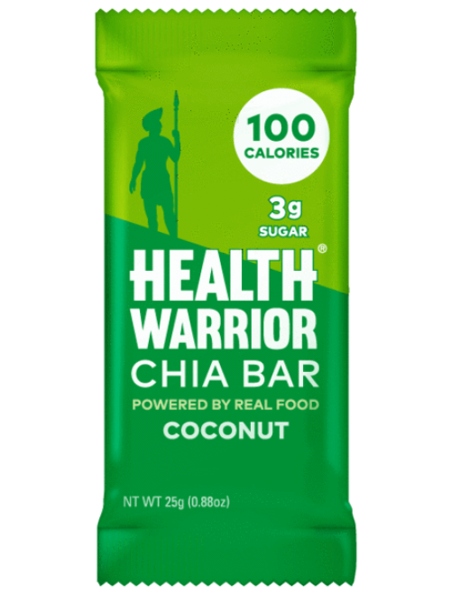 Coconut Chia Bar