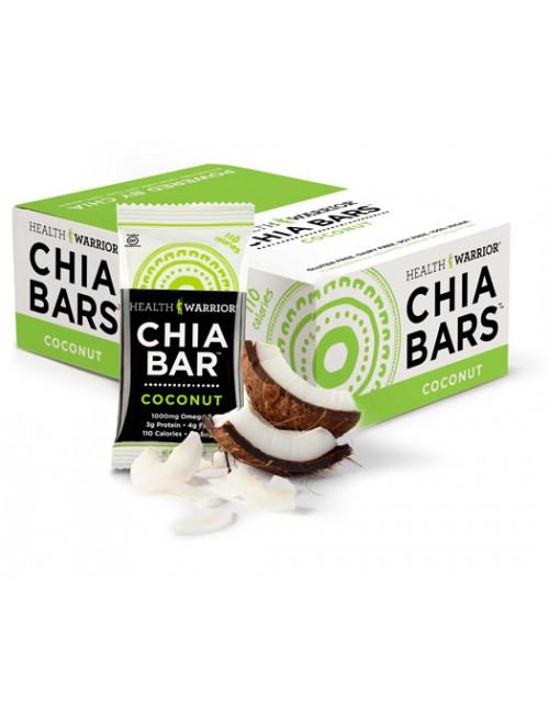 Coconut Chia Bars