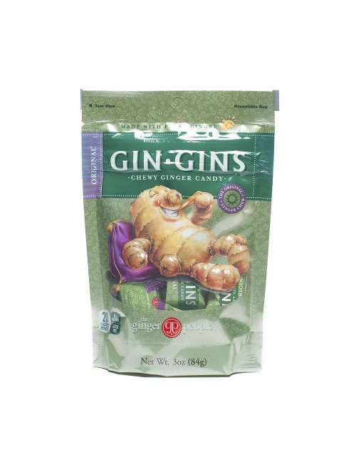 Gin Gins® Original Chewy Ginger Candy