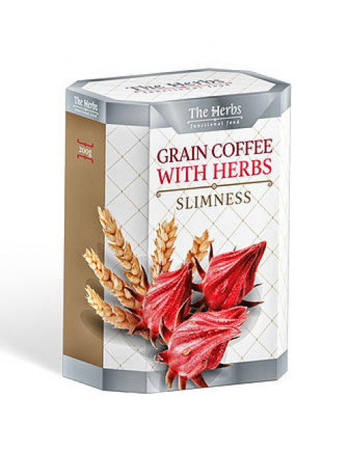 Grain coffee with herbs - Slimness