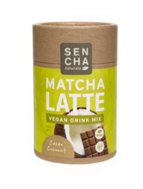 Matcha Latte Cacao Coconut