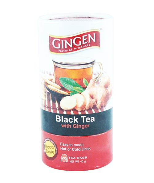Ceylon Tea With Ginger (Tea Bag)