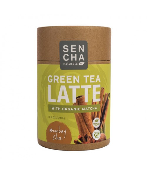 Bombay Chai Green Tea Latte