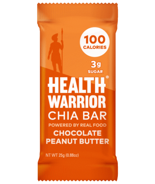 Chocolate Peanut Butter Chia Bar
