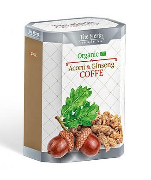 Organic Acorn & Ginseng Coffee