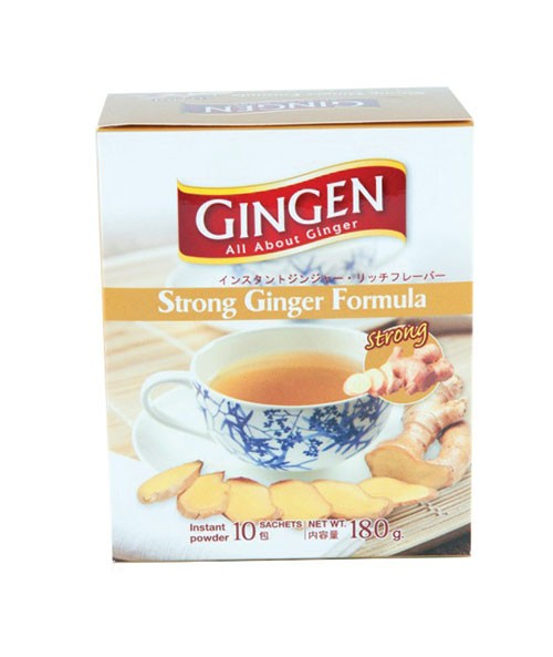 Ginger Instant Tea (Strong Formula)