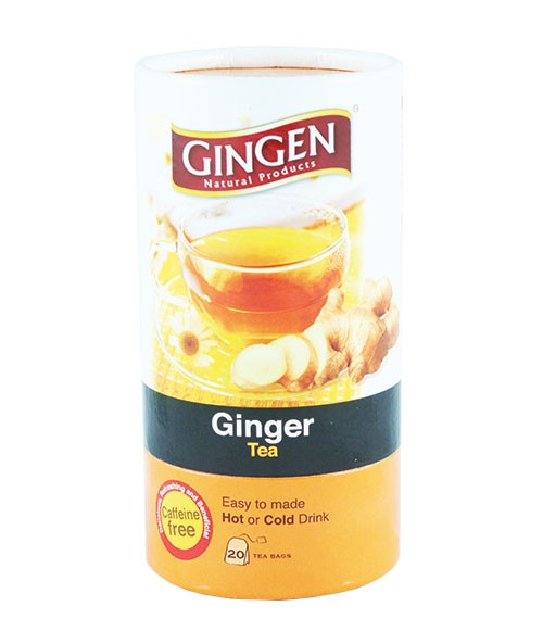 Ginger Tea 100% (Tea Bag)