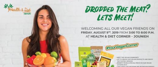Vegans! Let's Meet.