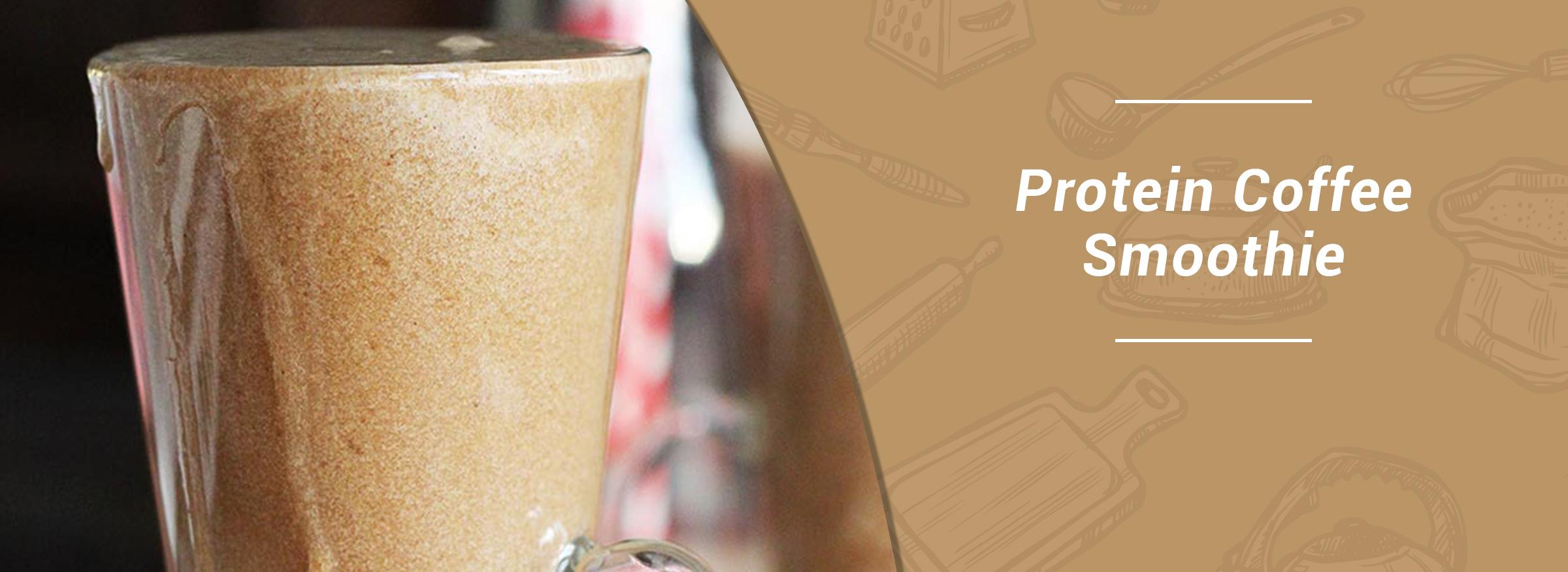 Protein Coffee Smoothie