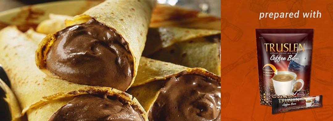 Chocolate Coffee Crêpes